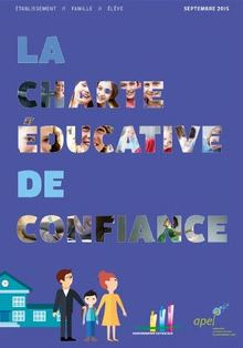 La charte éducative de confiance