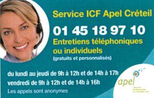 Découvrez le service ICF